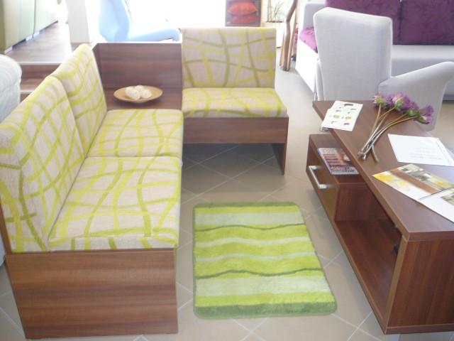 produkt_Čalouněná kuchyňská rohová lavice